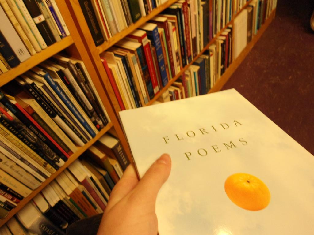 Florida Poems in Iowa