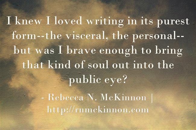 I-knew-I-loved-writing